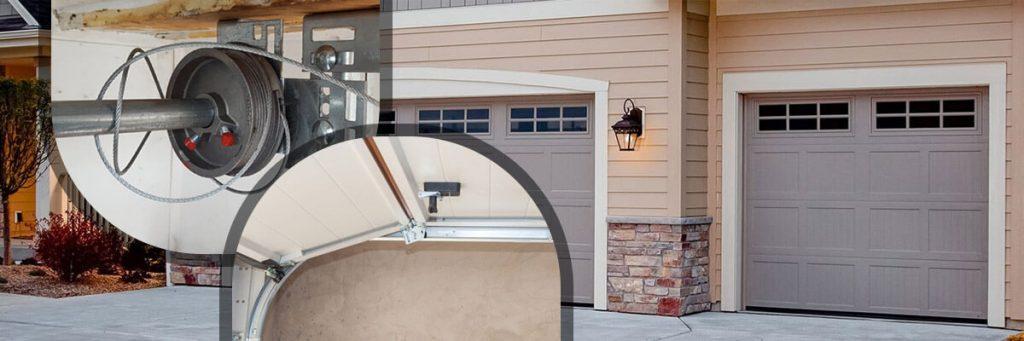 Garage Door Tracks Repair Glendale